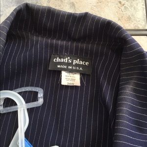 chads place Other - §§§§~~~ 3 in 1 lady's navy suit ~~~§§§